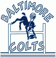 Baltimore Colts - 1953-1960