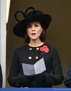 4510f1477fc Catherine Duchess of Cambridge and Prince William Looked Glum at the Royal  Festival of Remembrance Kate. Kate Middleton ...