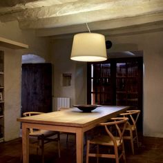 Warm lampara colgar de Vibia