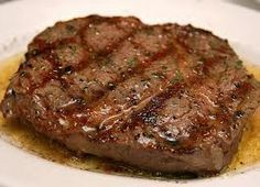 Ribeye Steak with Morton's Steakhouse Marinade