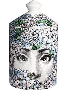 £115 - FORNASETTI Flora ortensia scented candle