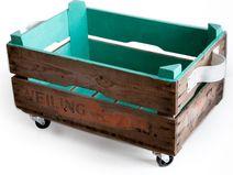 Opbergbox Turquoisehttp://de.dawanda.com/product/46240302-Opbergbox-Turquoise