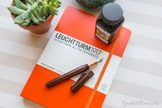 Bullet Journaling: Top 10 Fountain Pens and Ink