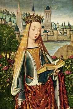 Saint Catherine by The Master of St Lucy Legend