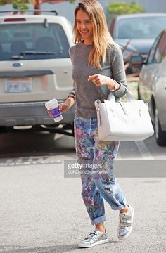 Jessica Alba is seen on February 20 2015 in Los Angeles California News Photo | Getty Images