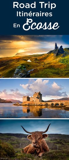 Road Trip Europe, Destination Voyage, Parc National, Destinations, Birmingham, Scotland, Places To Go, Around The Worlds, Guide