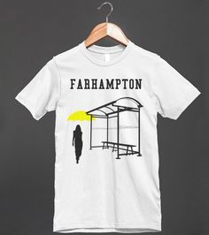 Farhampton How I met your mother Yellow umbrella