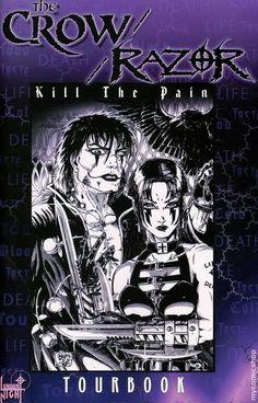 Crow Razor - Kill the Pain
