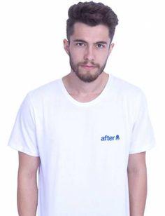 Camiseta AFTER. Alguns dos produtos que estão participando da campanha DESCONTÃO DA PORRA. Passa lá www.qqy.com.br/outlet
