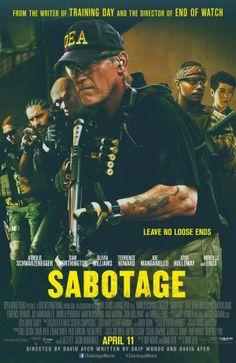 New Trailer for Sabotage
