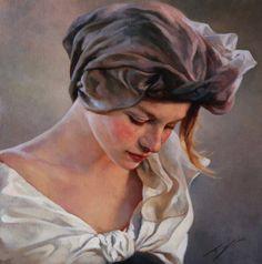 soft portrait by Gianni Strino