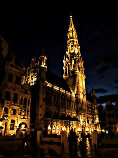 Brussels - The Grand Palace
