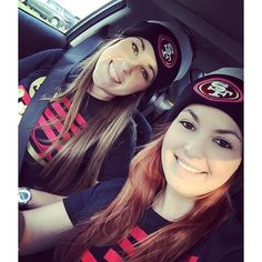 First game and it was a win!! Had a blast!!! Wouldn't have wanted to spend it with anyone else @marsh_mello07 !!!! #firsttimeatafootballgame #beatthefalcons #levistadium #49ers #youmyrighthand #youmygoto #goodforus