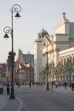 Warszawa, Krakowskie Przedmieście