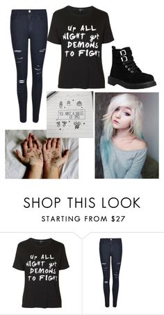 """""""Look Out New York -Jones"""" by coffeeismysoul ❤ liked on Polyvore featuring Topshop and Frame Denim"""