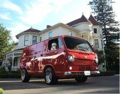 70s Custom Vans | Northern Hot Rod Club