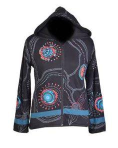 Oblečení dámské. Stylus. Černá dámská mikina s kapucí ... 483be240a7