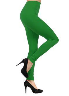 Amazon.com: Fashionmic Premium Heavy Weight Fleece Lined Legging - Many Color: Clothing