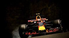 2017 Azerbaijan GP - Max Verstappen (Red Bull)