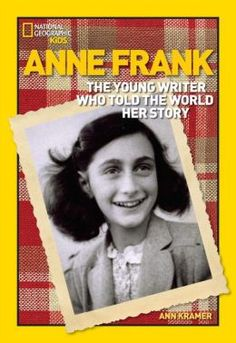 Anne Frank: The young writer who told the World her story by Ann Kramer 92 FRANK An introduction to Anne Frank and the circumstances that affected her life and brought about her death in the Bergen-Belsen concentration camp.
