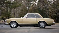 1964 Mercedes-Benz 230SL Roadster Install Facebook, Mercedes Benz, Auction, America, Usa