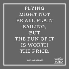#Quotes #Flying #Aviation Flying Quotes, Aviation Quotes, Amelia Earhart, Sayings, World, Bonito, Fly Quotes, Lyrics, Quotations