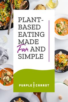 Colorful, creative, and plant-based dishes delivered to your door weekly. hiking for beginners gears Plant Based Diet Meals, Plant Based Meal Planning, Plant Based Eating, Plant Based Recipes, Whole Food Recipes, Diet Recipes, Vegetarian Recipes, Cooking Recipes, Healthy Recipes