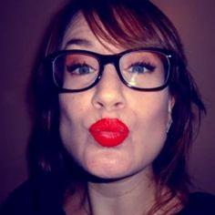 Nice lipstick! by  Evelien