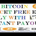 Top  Bitcoin Faucet Free Earn Daily With Instant Payout 2017