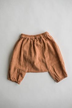 the daily harem pant - terracotta