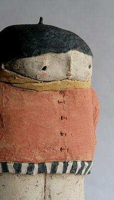anne-sophie gilloen sculpture céramique contemporaine