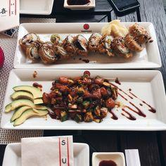 Sushi  #Tamakuchi   http://maisonjaloves.blogspot.de/2017/09/food-guide-in-dresden-sushi.html?m=1