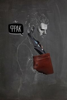 The ФРАК by Anastasi Liskova, via Behance