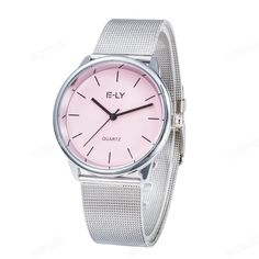 Hot Sale Colorful face bracelet watch women Ladies casual dress Quartz Wrist watches hour clock E810-1 - Online Shopping for Watches
