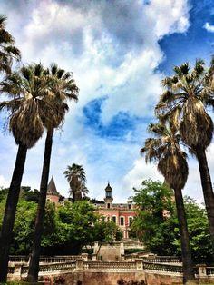 Palau de les Heures - Montbau - Barcelona, Cataluña