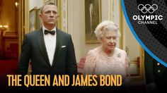 The Queen and James Bond London Olympics opening ceremony ◘ VideoClip▶