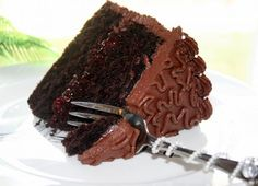 Celebrate National Devil's Food Cake Day with us.