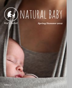 The world's largest natural baby registry - a beautiful magazine!