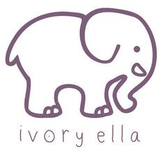 Ivory Ella - Good Clothes for a Good Cause. Ivory Ella Stickers, Short Sleeve Tee, Long Sleeve Shirts, Save The Elephants, Good Cause, Personalized T Shirts, Custom T, So Little Time, Paisley Print