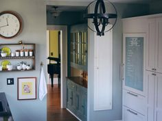 From retro to sleek, low-budget fixtures update this important room.