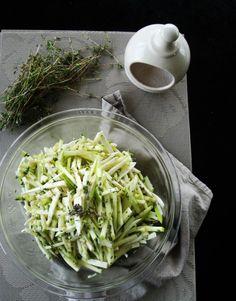 Apple & Celeriac Salad.