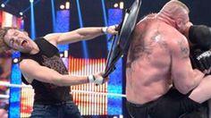 WWE Fastlane 2016 Roman Reigns vs Brock Lesnar vs Dean Ambrose 720p HD 1280x720 -