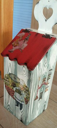 #art #painting #red #white #cooker #pix #picture #wooden #sanat #ahşap #boyama #resim #işleme
