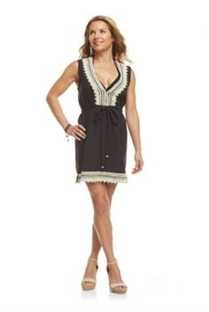 680708df81a41 Transition from the beach to lunch in style with Mud Pie s black