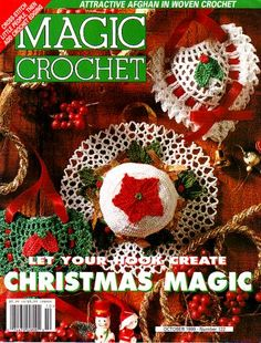 magic crochet magazine, number 122, oct 1999