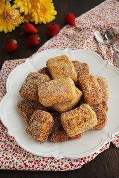 Sugar Baby, Churros, Cinnamon Rolls, French Toast, Recipies, Breakfast, Ethnic Recipes, Sweet, Food