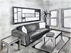 Drawing II Talbot: Two Point Perspective