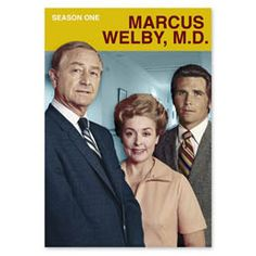 Marcus Welby, M.D.,   T.V. Show 1969-1976