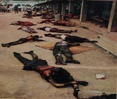 Biafra: The Nigerian Civil War In Pictures (Warning Disturbing Images) - Violent/Disgusting Non-Celebrity Crimes (2) - Nairaland