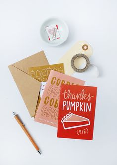 Printable Funny Fall Cards